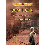 Ankor, poslední princ z Atlantidy - Kniha