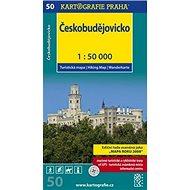 Českobudějovicko 1:50 000 - Kniha