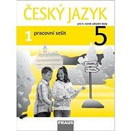 Český jazyk 5/1 pracovní sešit: pro 5. ročník ZŠ - Kniha