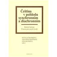 Čeština v pohledu synchronním a diachronním - Kniha