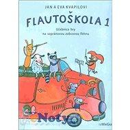Flautoškola 1 Učebnice hry na sopránovou zobcovou flétnu - Kniha