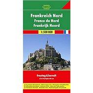 Automapa Francie sever 1:500 000 - Kniha
