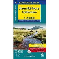 Jizerské hory, Frýdlantsko 1:50 000: turistická mapa - Kniha