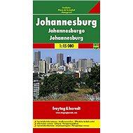 Johannesburg 1:15 000 - Kniha