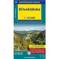 Křivoklátsko 1:50 000: turistická mapa - Kniha