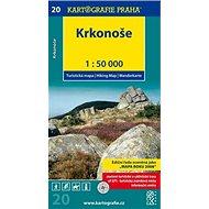 Krkonoše 1:50 000: turistická mapa - Kniha