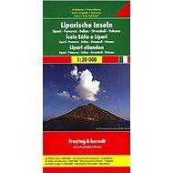 Automapa Liparské ostrovy 1:20 000 - Kniha