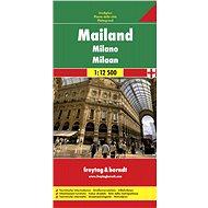 Milano Mailand 1:12 500 - Kniha