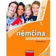 Kniha Němčina pro jazykové školy nově 1: Der, die, das - Kniha