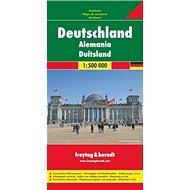 Automapa Německo 1:500 000 - Kniha