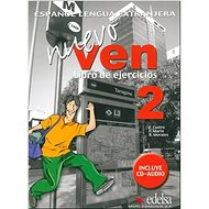 Kniha Ven nuevo 2 Pracovní sešit - Kniha