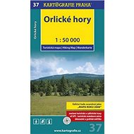 Orlické hory 1:50 000: turistická mapa - Kniha