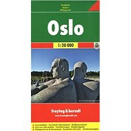 Oslo 1:20 000 - Kniha