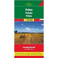 Automapa Polsko 1:500 000 - Kniha