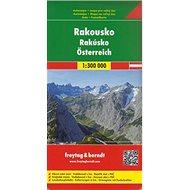 Automapa Rakousko 1:300 000 - Kniha