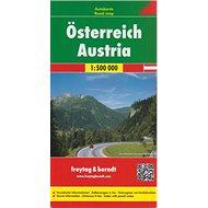Automapa Rakousko 1:500 000 - Kniha