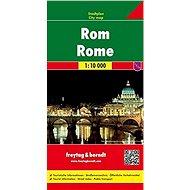 Řím Rom 1:10 000 - Kniha