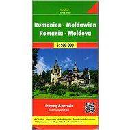 Rumunsko Moldavsko - Kniha