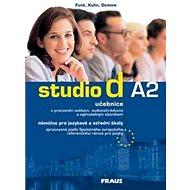 Studio d A2: Němčina pro JŠ a SŠ, učebnice + CD - Kniha