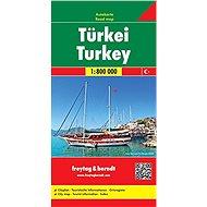 Turecko 1:800 000 - Kniha