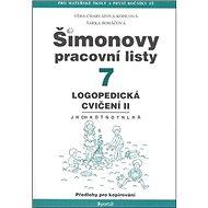 Šimonovy pracovní listy 7 - Kniha