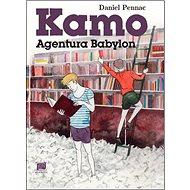 Kamo Agentura Babylon - Kniha