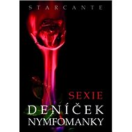 Sexie Deníček nymfomanky - Kniha