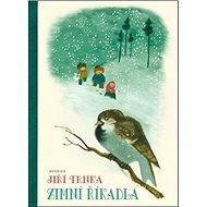 Zimní říkadla - Kniha