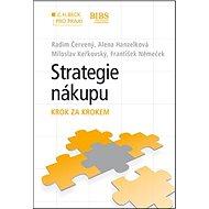 Strategie řízení nákupu: Krok za krokem - Kniha