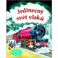 Jedinečný svět vlaků - Kniha