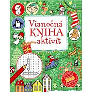 Vianočná kniha aktivít: S viac než 200 samolepkami