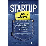 Startup za pakatel - Kniha