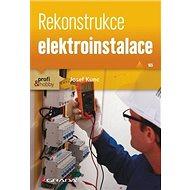 Rekonstrukce elektroinstalace - Kniha