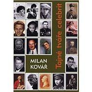 Tajné tváře celebrit - Kniha