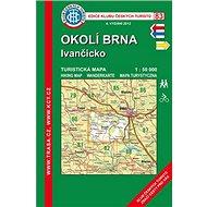 KČT 83 Okolí Brna, Ivančicko - Kniha