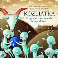 Kozliatka - Kniha