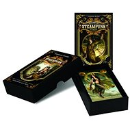 Steampunk tarot: kniha a 78 karet - Kniha