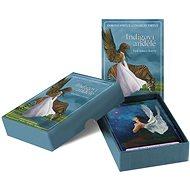 Indigoví andělé: kniha a 44 karet