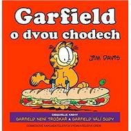 Garfield o dvou chodech č.9+10 - Kniha