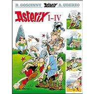 Asterix I - IV - Kniha