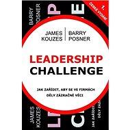 Leadership Challenge - Kniha