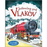 Jedinečný svet vlakov - Kniha