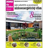 Jak ušetřit a postavit nízkoenergetický dům - Kniha