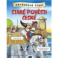 Obrázkové čtení Staré pověsti české - Kniha