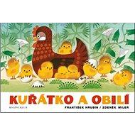 Kuřátko a obilí - Kniha
