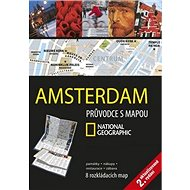 Amsterdam: Průvodce s mapou NG - Kniha