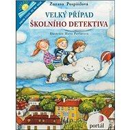 Velký případ školního detektiva - Kniha