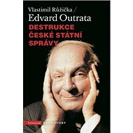 Destrukce české státní správy - Kniha