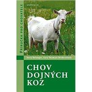 Chov dojných koz - Kniha
