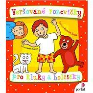 Veršované rozcvičky pro kluky a holčičky - Kniha